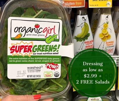 organicgirl sale