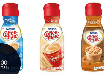Coffee-Mate Creamer for $1.00 (After Coupon & Sale)