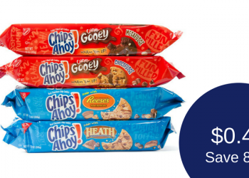 *HOT* Chips Ahoy Cookies for ONLY $0.49 (Save 86%)