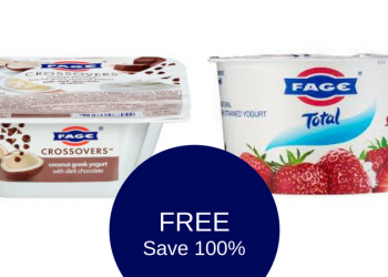 *HOT* FAGE Yogurt Deal – Score up to 6 Cups for FREE