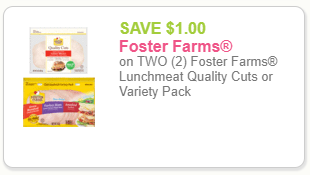 Foster Farms Coupon