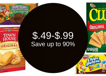 Mother's & Keebler Coupons, Only $0.99 ($0.49 After Redeeming KFR Points)