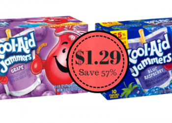Kool-Aid Jammers Only $1.29 at Safeway (Save 57%)
