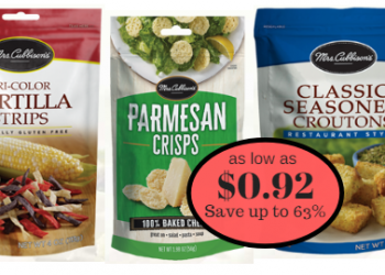 Mrs. Cubbison's Salad Toppings as Low as $0.92 – Save up to 63%