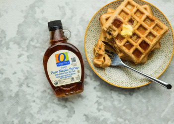 O Organics 100% Pure Maple Syrup Just $3.49 at Safeway