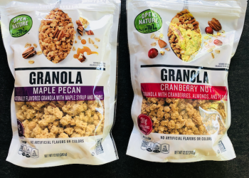 Save 50% on Open Nature Granola at Safeway – Pay just $1.99