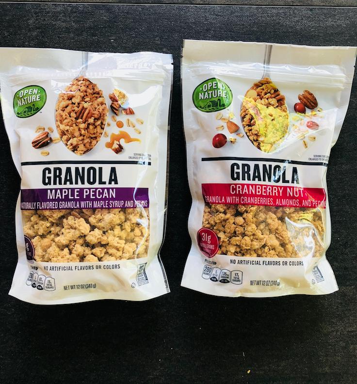 Open Nature Granola