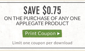 Applegate Naturals Uncured Pepperoni for $1.99 (Save $3)