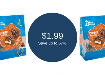 Blue Bunny Deals – Pay as Low as $1.99 for 1 or 2 Ice Cream Products