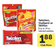 Candy Ad
