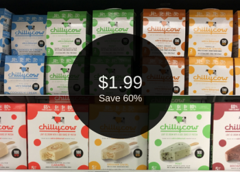 Chilly Cow Coupon & Sale, Ice Cream Pint or 5 Ct. Bars for $1.99