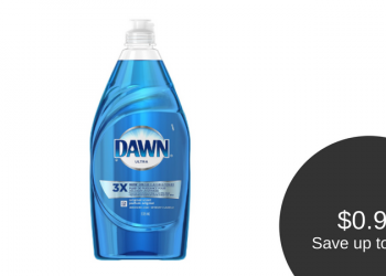 HIGH-VALUE Dawn Coupon, Pay $0.99 for Ultra Dish Soap