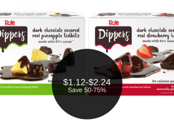 Dole Dippers Coupon & Catalina – Pay $2.24 (or $1.12 After Clearance)