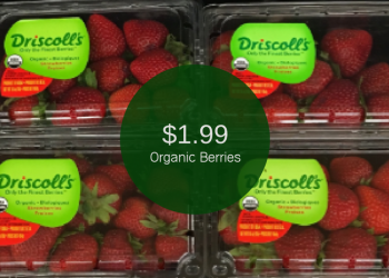 Driscoll's Organic Strawberries for as Low as $1.99 (Save up to 50%)