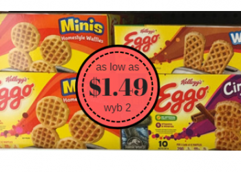 Eggo Waffles & Pancakes as Low as $1.49 – Ends Today (7/17)
