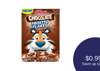 Kellogg's Cereal Deals – Pay as Low as $0.99