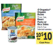 Knorr Sides ad