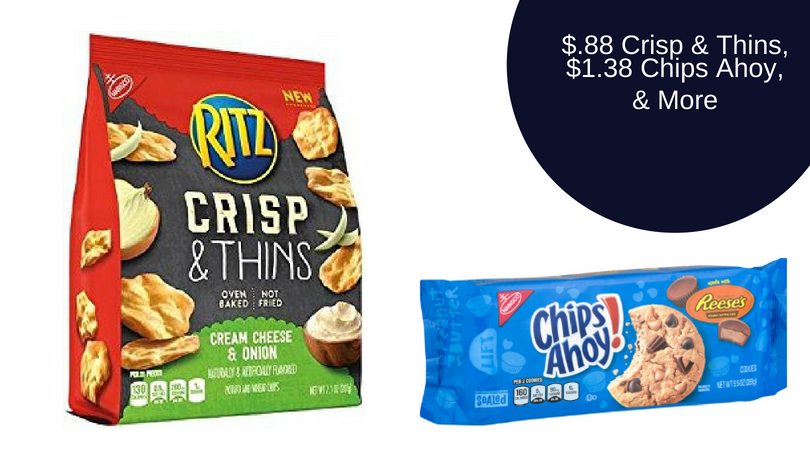 Nabisco coupons smartsource