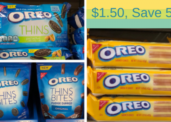 Nabisco Oreo Cookies for $1.50 (Save 57%)