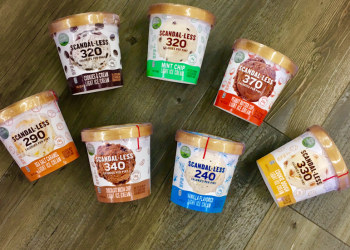 Open Nature Scandal-less Ice Cream and Non-Dairy Ice Cream Just $.99 Each