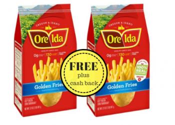*HOT* Ore-Ida Frozen Potatoes as Low as FREE + Cash Back