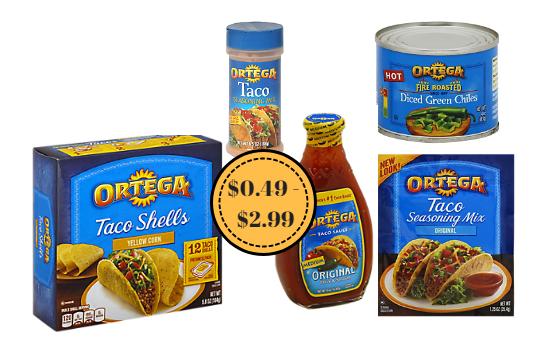 Ortega Sale