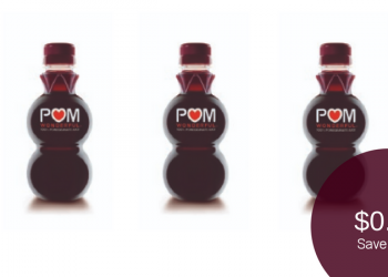 POM Juice Coupon, Only $0.50