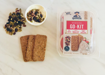 Quaker Morning Go-Kit Review and Coupon
