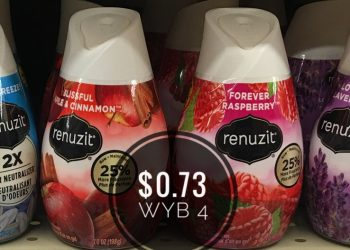 Renuzit Adjustable Air Fresheners Only $0.73 at Safeway