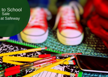 HOT School and Office Supplies Sale at Safeway