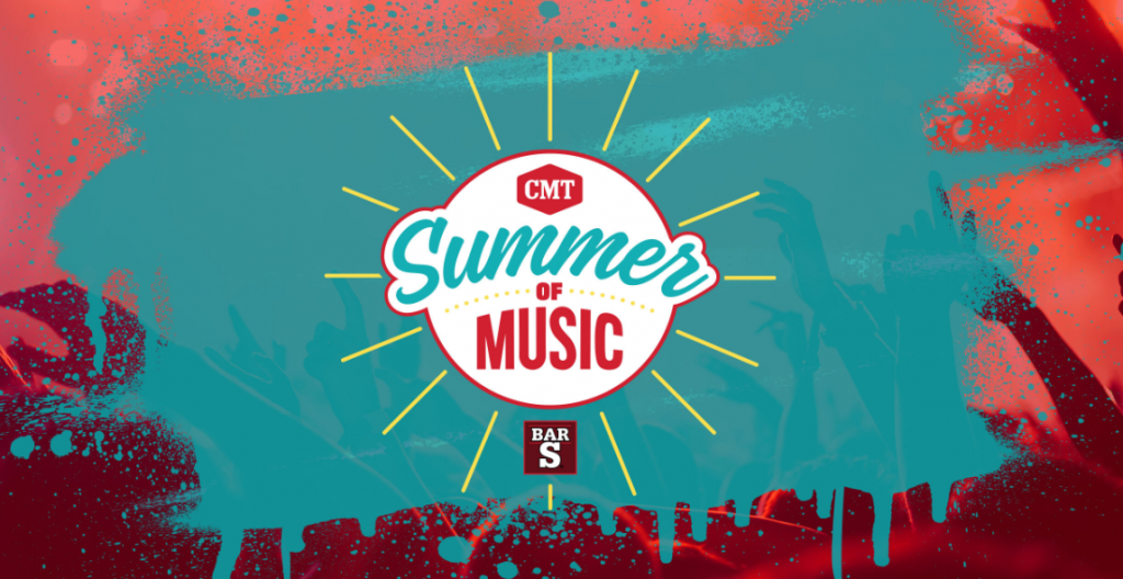 Summer of Music Sweepstakes - WIN Thousands of Prizes (2019 CMT