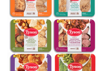 Tyson Entree Kits for 2 Just $4.99 (Reg. $13.99) With New Coupon and Sale at Safeway