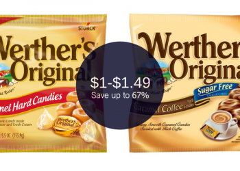 Werther's Original Candy for as Low as $1.00 (Save up to 67%)