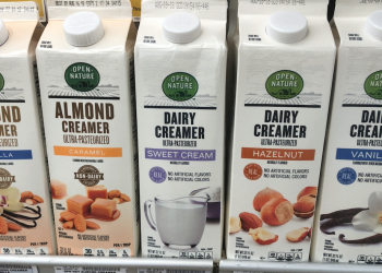 Open Nature Coffee Creamer Coupon & Sale, Pay just $1.39 for 32 oz (Reg. $3.49)