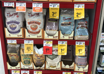 New Bob's Red Mill Coupon and Clearance – Get Flaxseed for $.74 and Oats for $.77