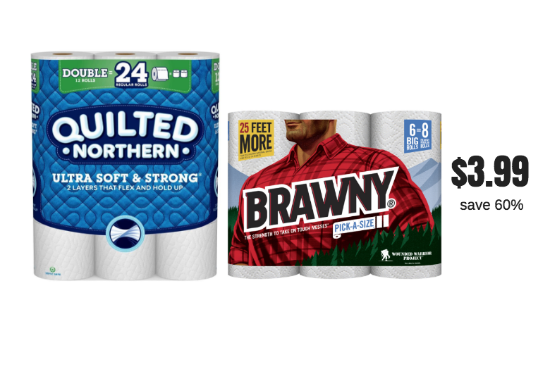 Brawny paper towels coupons