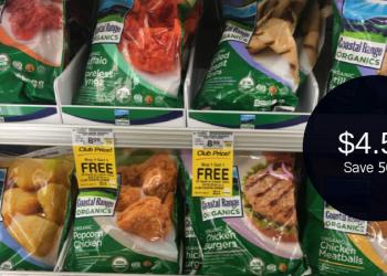 Coastal Range Organics Chicken – Buy 1, Get 1 FREE (Reg. $9.99)