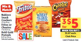 Cracker Chip ad