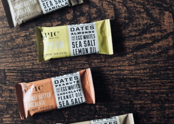 EPIC Performance Bars Review, New at Safeway – Get 1 Free With Coupon