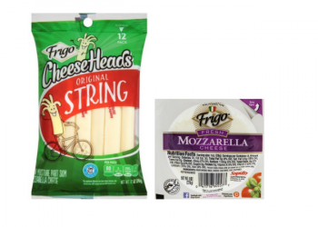 New Frigo Cheese Coupons – Pay $1.99 for Fresh Mozzarella and $2.50 for String Cheese