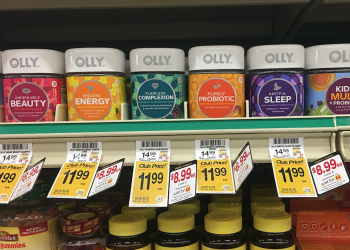 HOT! Get OLLY Gummy Vitamins for Just $5.99 With Coupons (Reg. $14.99)