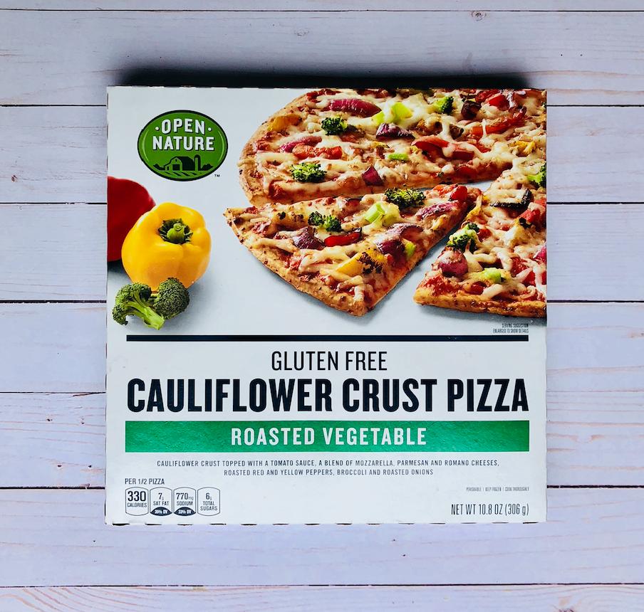 Open Nature Cauliflower Crust Pizza