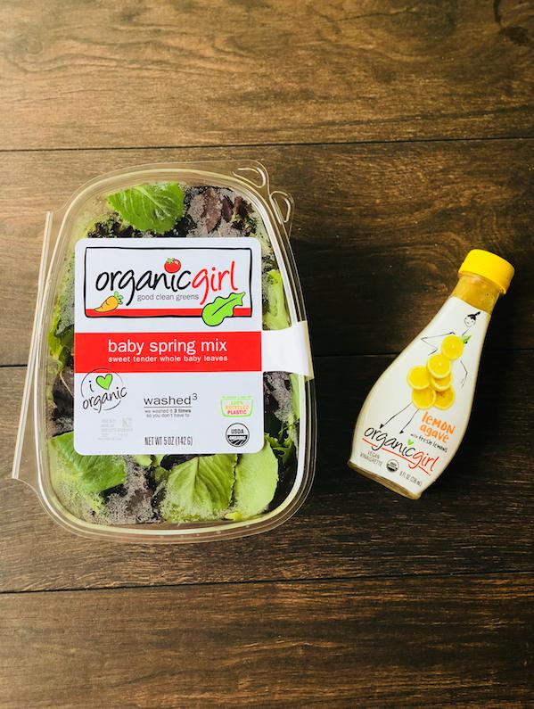 Organicgirl salad dressing