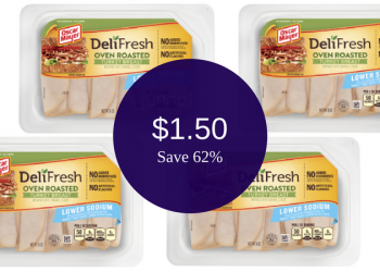 Oscar Mayer Deli Fresh Lunch Meat for $1.50 & More