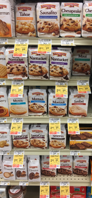 Save 50 On Pepperidge Farm Cookies At Safeway Last Day Super Safeway