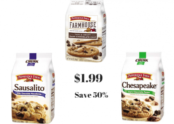 Save 50% on Pepperidge Farm Cookies at Safeway – Last Day!