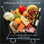 Safeway Grocery Rewards Program – New Way To Save at Safeway