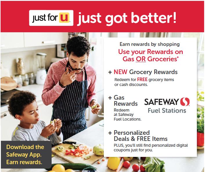 Safeway Grocery Rewards Program