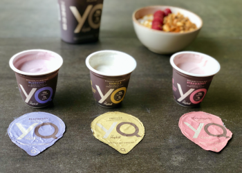 YQ Yogurt Review – New High Protein, Reduced Sugar Yogurt from Yoplait