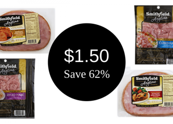 Smithfield Ham Coupons – Pay $1.50 (Save up to 62%)